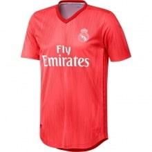 Третья игровая футболка Реал Мадрид 2018-2019