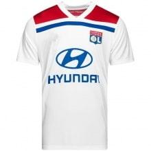 Домашняя игровая футболка Лион 2018-2019
