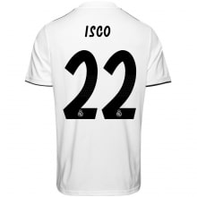 Домашняя футболка Реал Мадрид 2018-2019 Иско