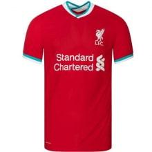 Домашняя аутентичная футболка Ливерпуля 2020-2021