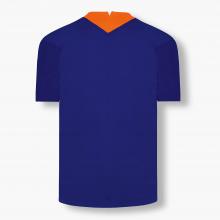 Комплект детской гостевой формы РБ Лейпциг 2020-2021 футболка сзади