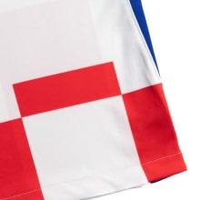 Домашняя футбольная форма Хорватии на ЕВРО 2020-21 футболка ткань снизу