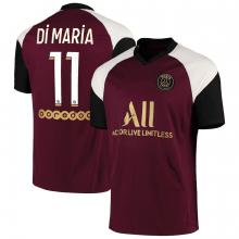 Третья футболка ПСЖ 2020-2021 Ди Мария