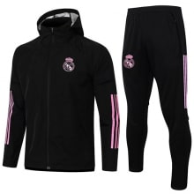 Розово-черный костюм Реал Мадрид 2020-2021