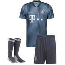 Детская третья футбольная форма Баварии 2018-2019