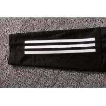 Черный спортивный костюм Бавария 2021-2022 рукав