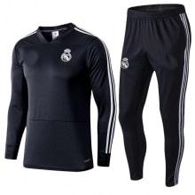Детский тренировочный костюм Реал Мадрид 2018-2019