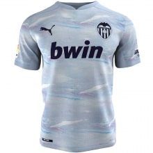 Третья игровая футболка Валенсия 2020-2021