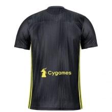 Детская третья футболка Ювентуса 2018-2019 сзади