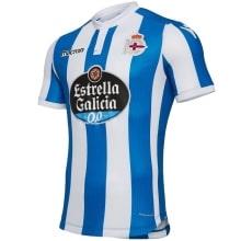 Домашняя игровая футболка Депортиво 2018-2019