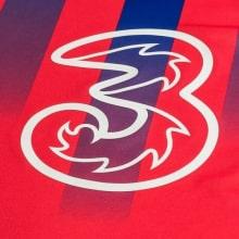 Третья игровая футболка Челси Тимо Вернер 2020-2021 титульный спонсор