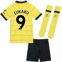Детская гостевая форма Челси Ромелу Лукаку 2021-2022