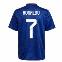 Гостевая футболка Реал Мадрид 2021-2022 Роналду