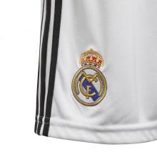 Взрослая домашняя форма Реал Мадрид 18-19 c длинными рукавами шорты бренд