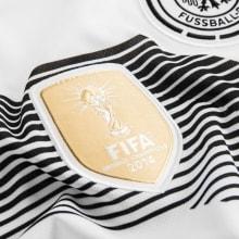 Эмблема футболки сборной Германии на ЧМ 2018