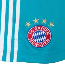 Домашняя вратарская форма Баварии 2020-2021 шорты герб клуба