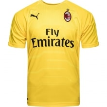 Вратарская домашняя футболка Милана 2018-2019