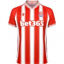 Домашняя игровая футболка Сток Сити 2020-2021