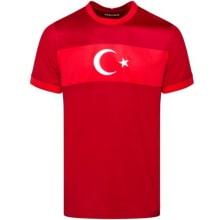 Детская домашняя форма Турции на ЕВРО 2020-2021 футболка