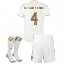 Детская домашняя футбольная форма Серхио Рамос 2019-2020