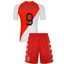 Детская домашняя футбольная форма Ben Yedder 2020-2021