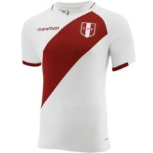 Домашняя футболка сборной Перу 2020-2021