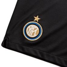Комплект детской домашней формы Интера 2019-2020 шорты герб клуба