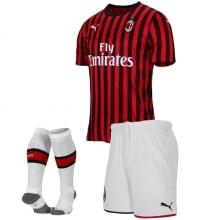 Комплект взрослой домашней формы Милан 2019-2020