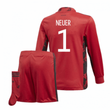 Домашняя вратарская форма Германии Ноер ЕВРО 2020-2021