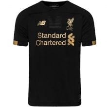 Вратарская домашняя футболка Ливерпуля 2019-2020