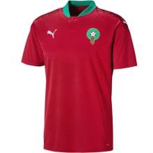 Гостевая футболка сборной Марокко 2020-2021