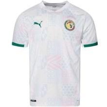 Домашняя футболка сборной Сенегала 2020-2021