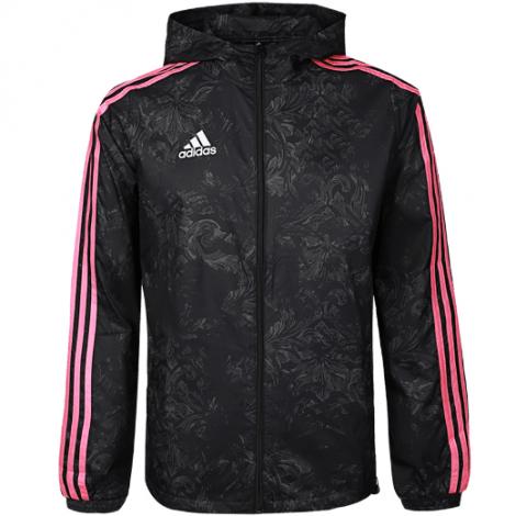 Серая ветровка с капюшоном Реал Мадрид 2021-2022