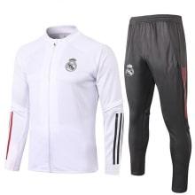 Белый костюм Реал Мадрид 2020-2021