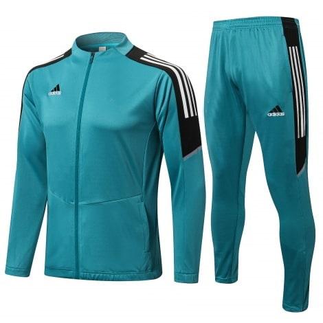 Голубой костюм Реал Мадрид 2021-2022