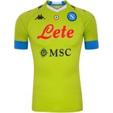 Вратарская гостевая футболка Наполи 2020-2021