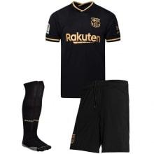 Детская гостевая футбольная форма Гризманн 2020-2021 футболка шорыт и гетры
