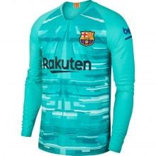 Вратарская домашняя футболка Барселоны 2019-2020