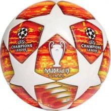 Мяч Лиги Чемпионов по футболу 2018-2019 финал в Мадриде