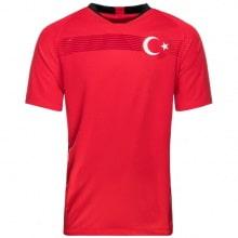 Домашняя футболка сборной Турции 2019-2020
