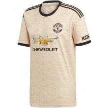 Комплект детской гостевой формы Манчестер Юнайтед 2019-2020 футболка