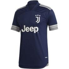 Гостевая аутентичная футболка Ювентуса 2020-2021