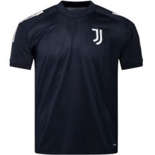 Синяя тренировочная футболка Ювентуса 2020-2021