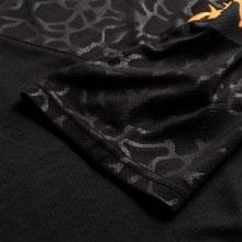 Комплект взрослой гостевой формы Марселя 2019-2020 футболка рукав