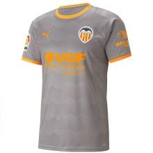 Четвертая игровая футболка Валенсия 2021-2022
