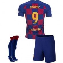 Детская домашняя футбольная форма Луис Суарес 2019-2020