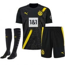 Взрослая гостевая форма Боруссии Дортмунд 2020-2021