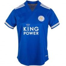 Женская домашняя футболка Лестер Сити 2020-2021