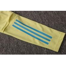 Желтый спортивный костюм Арсенал 2021-2022 рукав