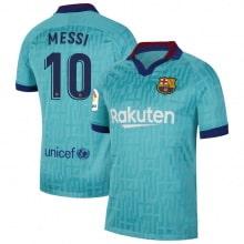 Третья футболка Барселоны 2019-2020 Лионель Месси